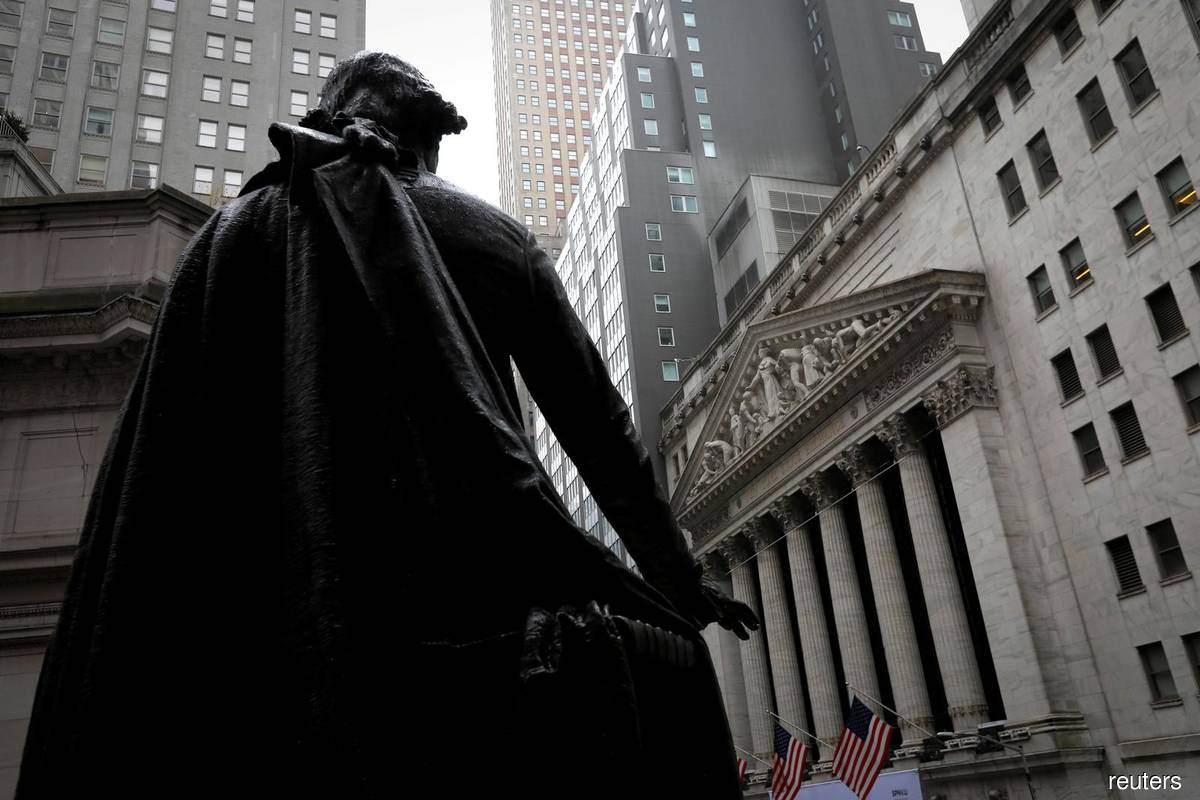 Stocks stumble; US dollar dips on Covid-19, election anxiety
