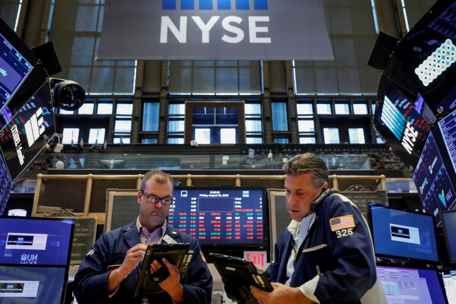 Wall Street rises on strong Chinese data, Hong Kong and Brexit news