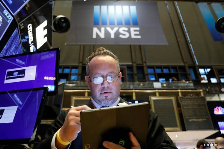 Wall Street bounces after worst day since 1987