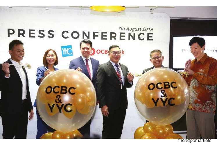 OCBC buys significant minority stake in accounting firm YYC, eyes IPO