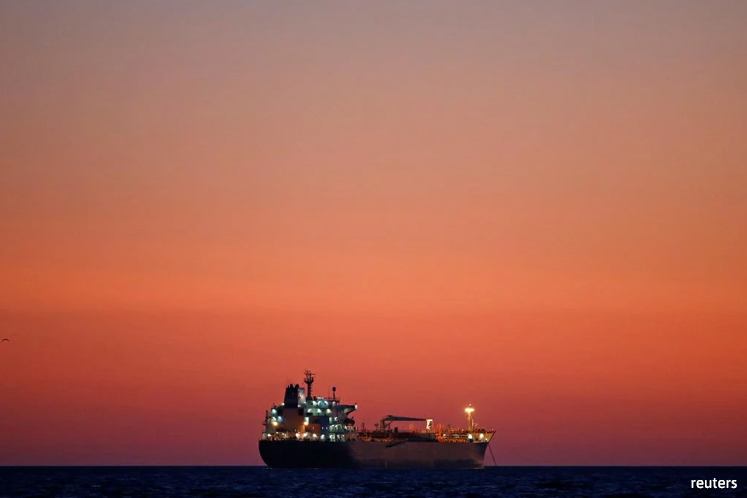 In commodities, Brent crude futures was down nearly 3%, or $1, at $31.14 a barrel while U.S. crude slipped 4.4%, or $1.24, to $27.09. (Photo by Reuters)