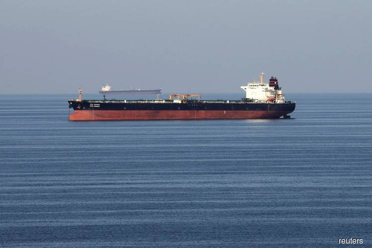 Two oil tankers struck in suspected attacks in Gulf of Oman — shipping firms