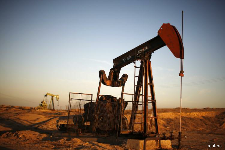 Oil prices down on dwindling storm impact, Chinese economic data