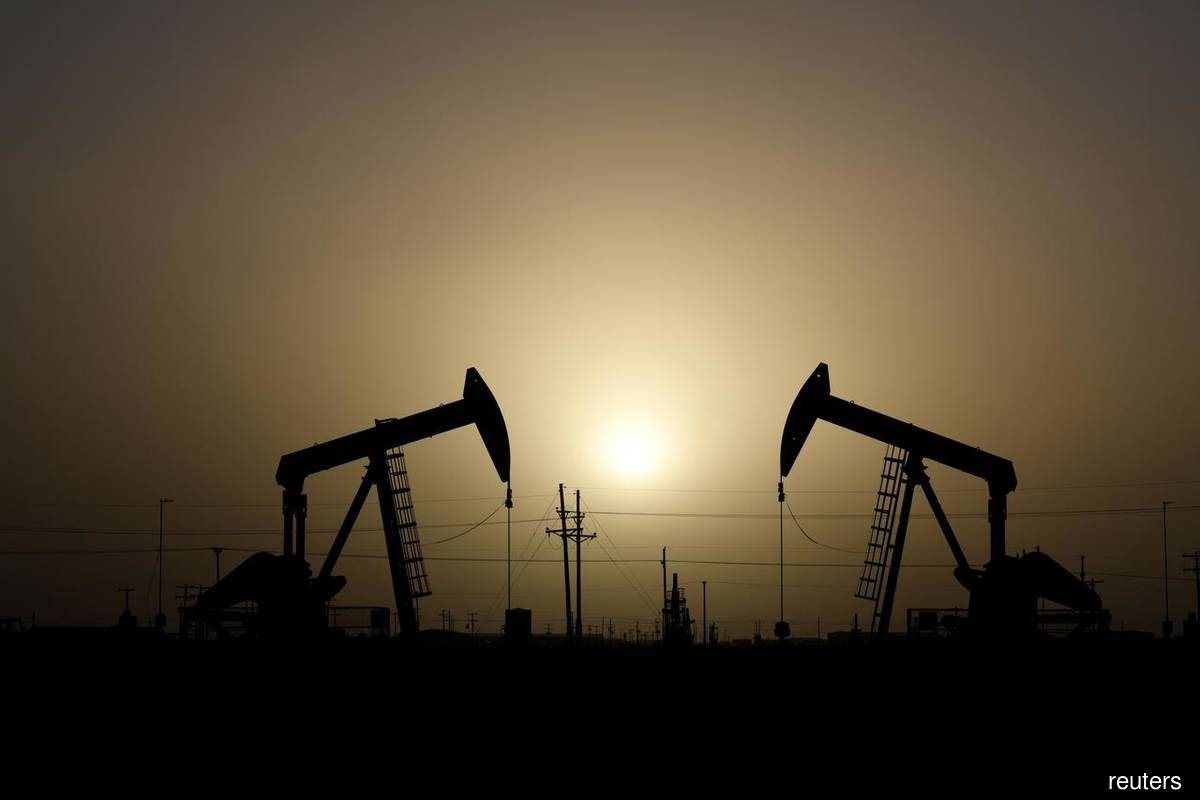 Brent prices climb on US output cuts, China trade deal hopes