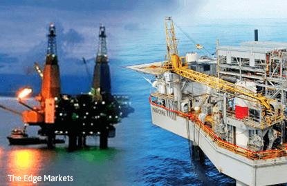 Petronas counters, SapuraKencana up after OPEC signals production cut