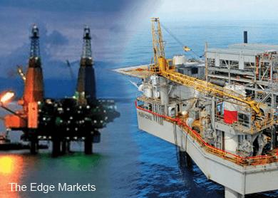 原油期货跌破每桶35美元 油气股下跌
