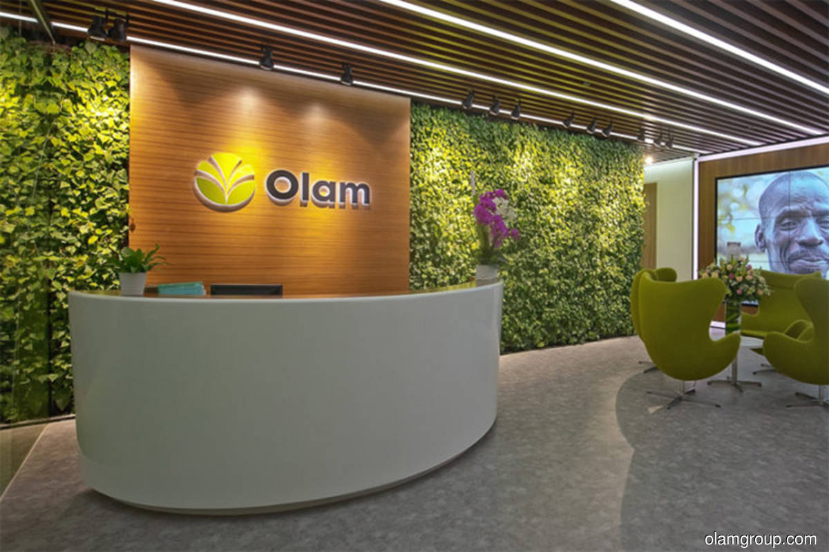 Singapore's Olam picks London for food ingredients unit's main listing