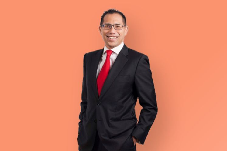 Omar Siddiq Amin Noer Rashid is the group wholesale banking head and new deputy CEO of CIMB Malaysia.