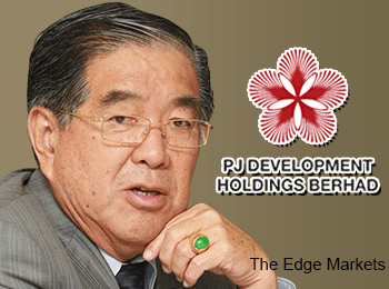 PJ Development expects flat profit growth in FY16