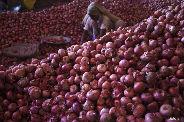 India banned onion exports. Now Asia has eye-watering prices