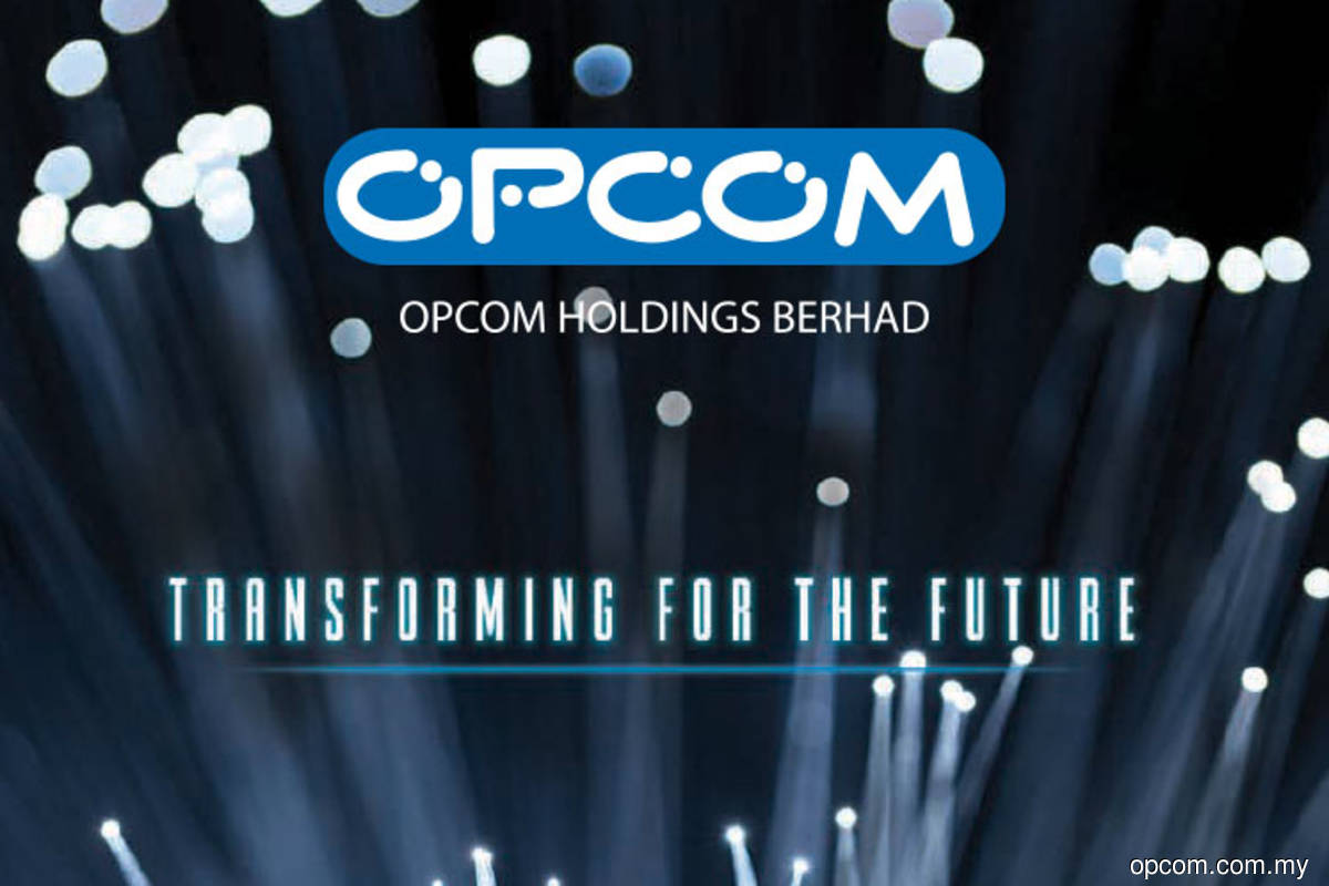 Opcom's share price hits record high of RM1.66 as Eddie Ong ups stake