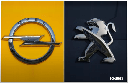 French carmaker PSA discusses deal to buy GM's Opel
