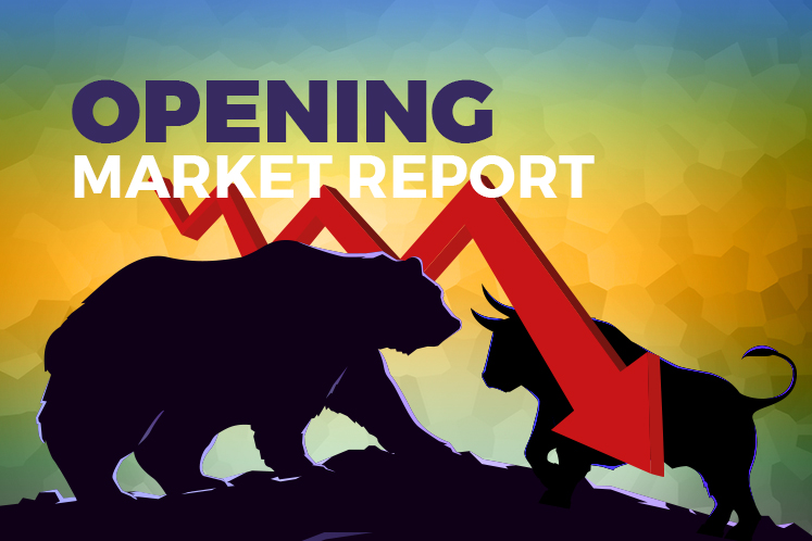 KLCI starts final day of May on sombre note as Wall Street rally fizzles out, Petronas stocks drag