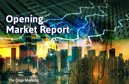 KLCI dips as index-linked finance stocks drag