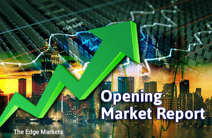 KLCI edges higher in line with regional gains
