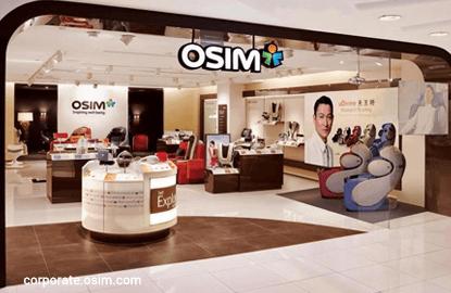 Singapore's OSIM's chairman plans to take over company