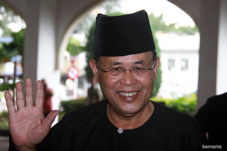 PM: Osman quits as Johor MB, successor should come from Bersatu