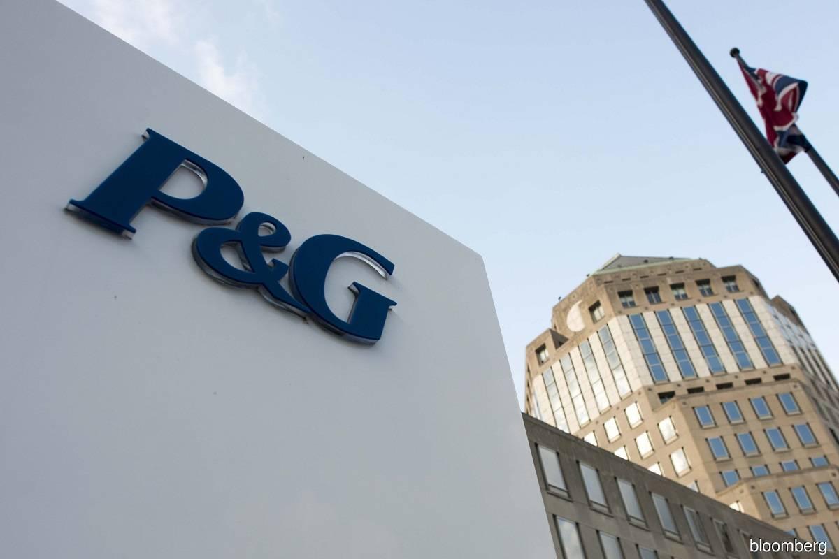 P&G raises full-year profit, sales forecast