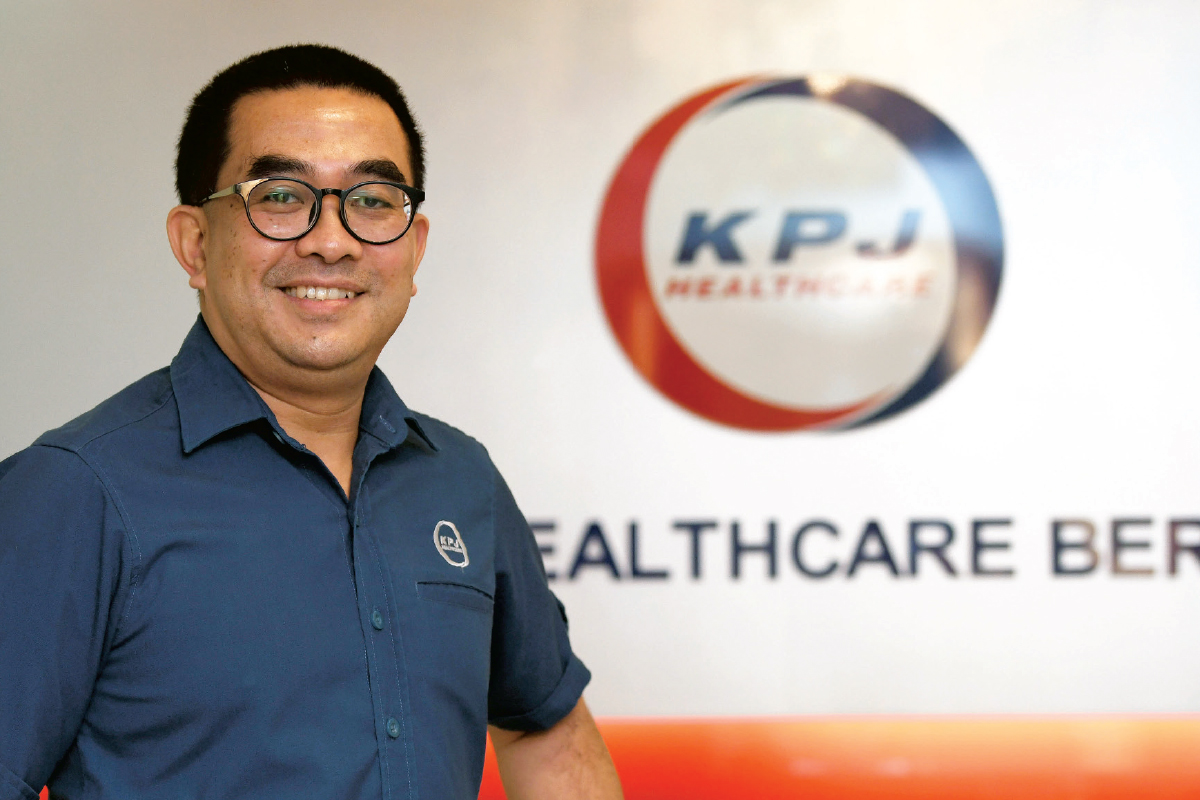 Ahmad Shahizam: We need to start looking at our healthcare as one system, not two (Photo by Shahrin Yahya/The Edge)