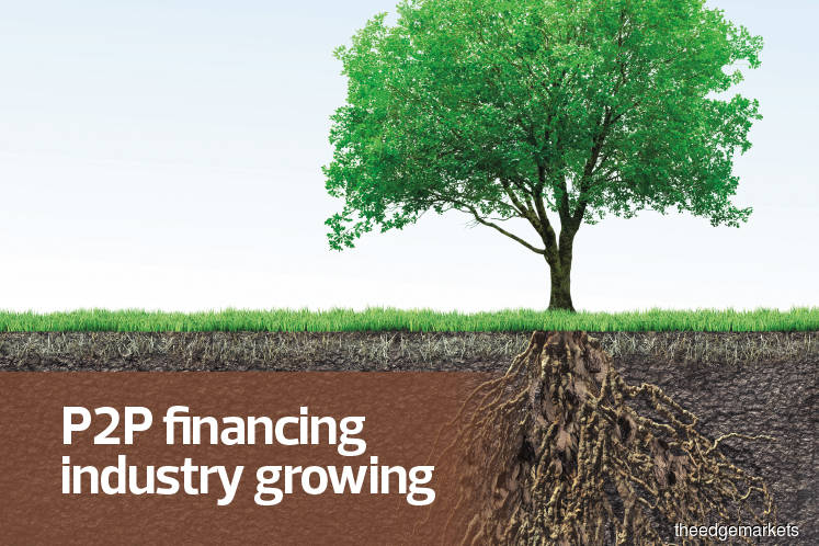 Cover Story: P2P financing industry growing