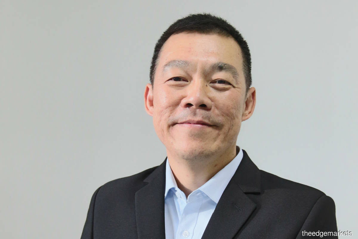 Cheah: We want to be a 'Doraemon' for our customers — if you need a solution, you can come to us and we will pull it out of our pocket for you (Photo by Oppstar Technology)