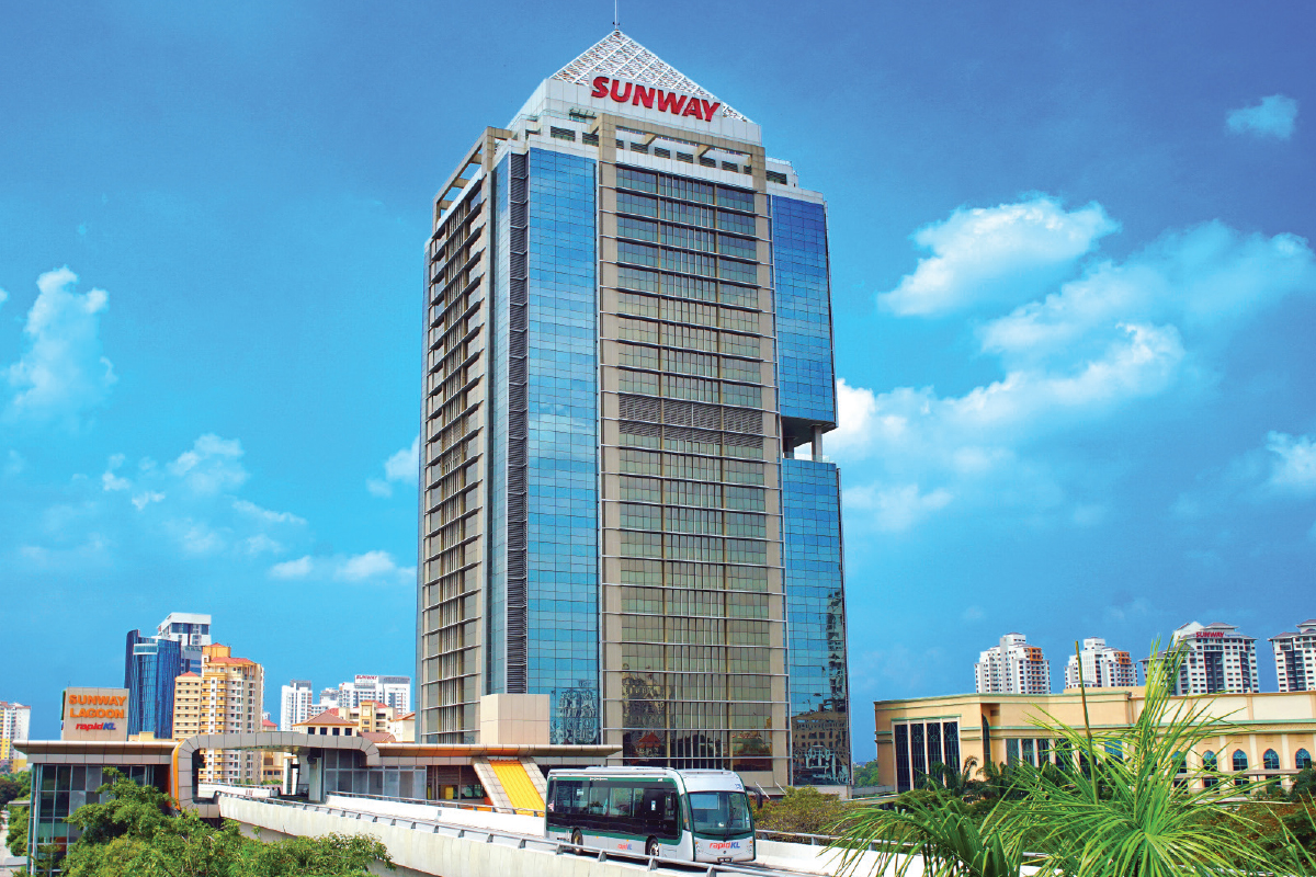 Sunway sold the fully-tenanted The Pinnacle Sunway for RM450 million. (Photo by Sunway)