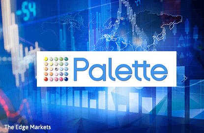 Stock With Momentum: Palette Multimedia
