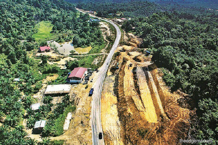 Completion deadline for Sabah portion of Pan Borneo Highway under review