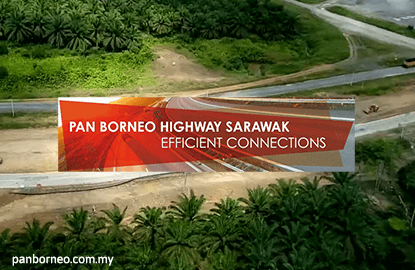 Sabah Pan Borneo Highway made official with govt and PDP signing agreement