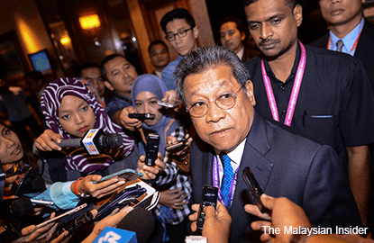 Not even PM decides on motions tabled, says Dewan Rakyat speaker