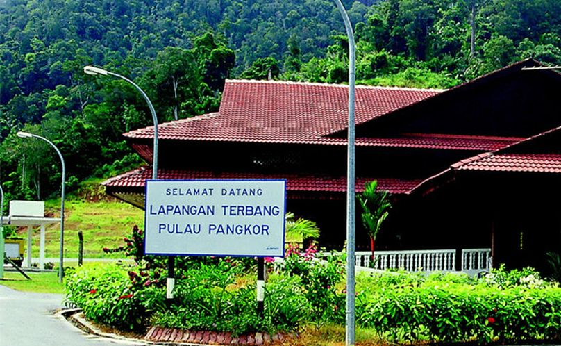 Reopening of its airport from Oct 1 will boost Pangkor as duty-free island
