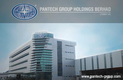 Weak demand drags Pantech's 2Q net profit, plans 0.6 sen dividend