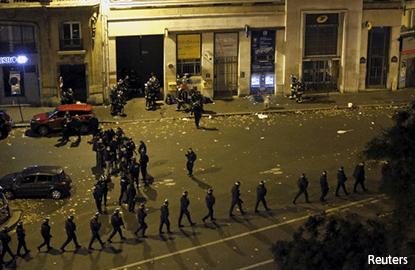 Eternal Paris lives on despite terror attacks