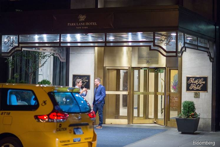 NYC's Park Lane Hotel Stake Sold as Part of 1MDB Recovery