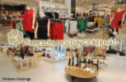 Parkson posts 2Q loss, revenue up on year at RM1.04b