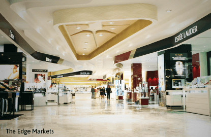 Retail: Parkson KLCC gets a sophisticated revamp