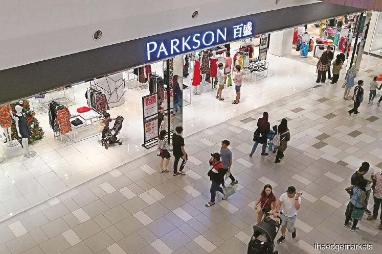 Parkson to quit MyTOWN Shopping Centre in February