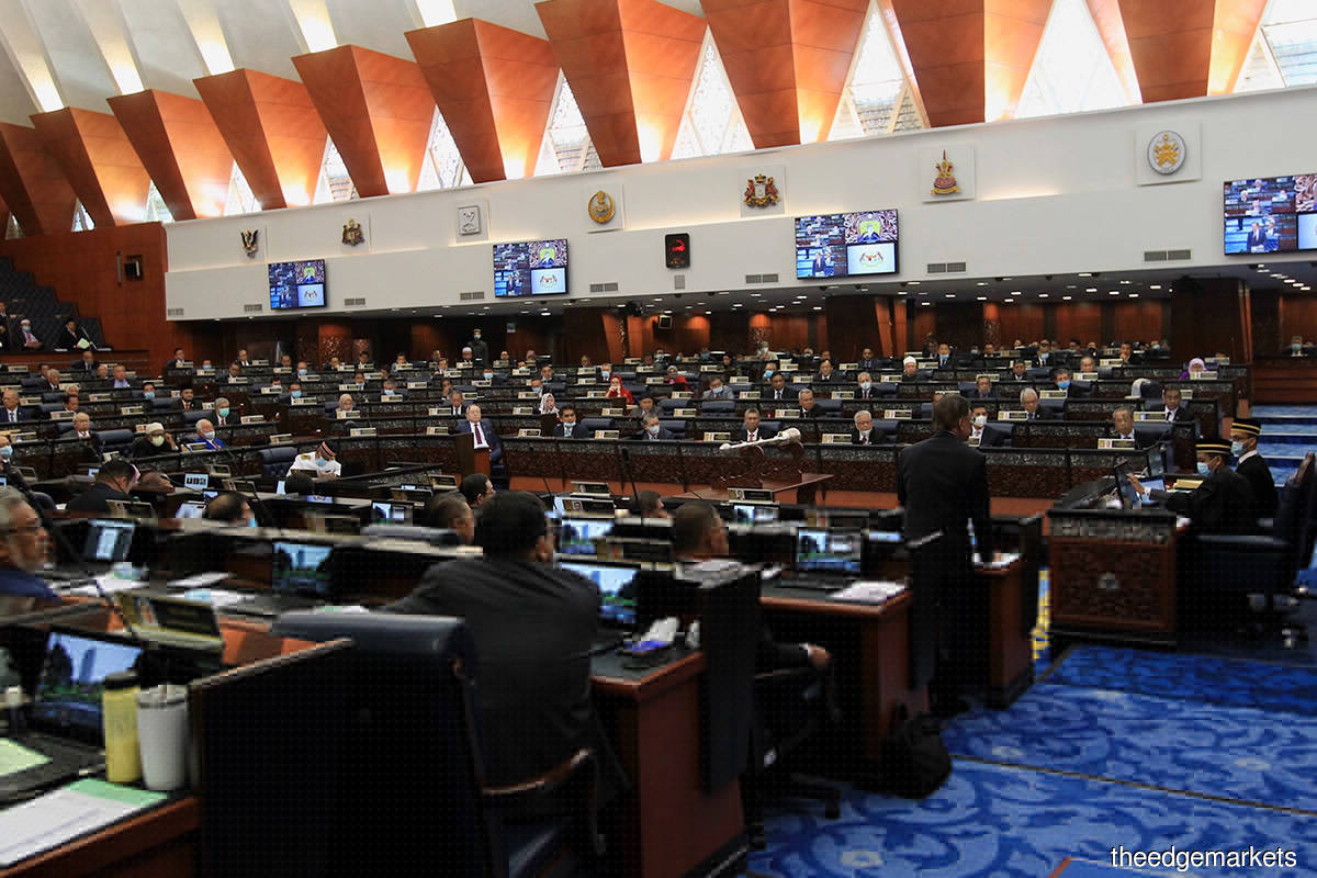 12MP to be tabled once Parliament allowed to sit, says Mustapa