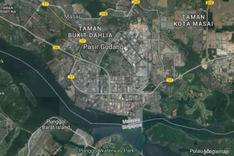 Three illegal factories in Pasir Gudang raided