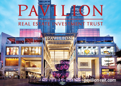 Pavilion REIT's NPI rises to RM75.6m in 1Q