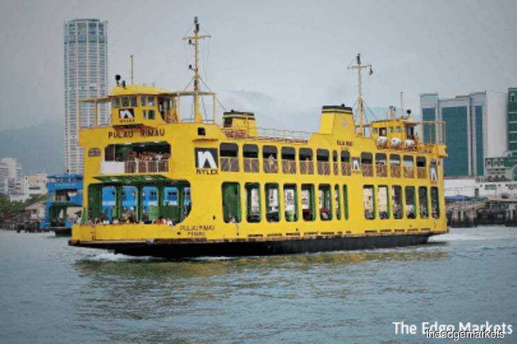 Loke: Penang ferry service upgrade to begin next year, catamarans will be introduced