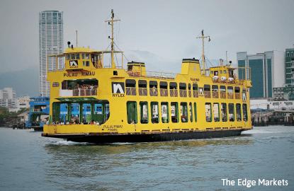Penang govt finalising study on ferry service