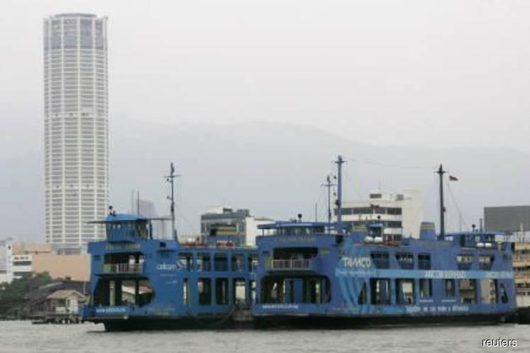 Penang sees drop in property overhang