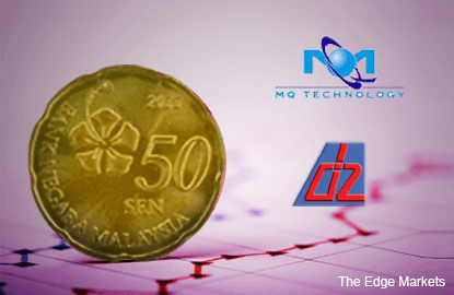 PDZ Holdings and MQ Tech gain on penny stock hunting