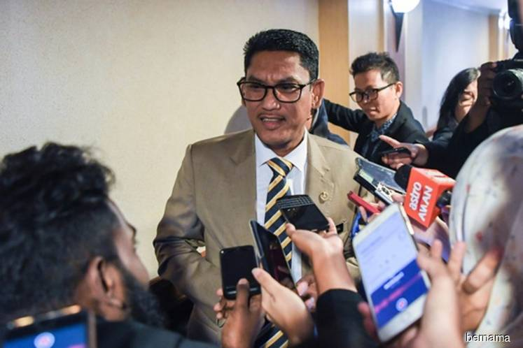 Perak MB says aware of attempts to remove him