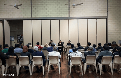 Malaysians at Perth forum grill PKR leaders on race, leadership