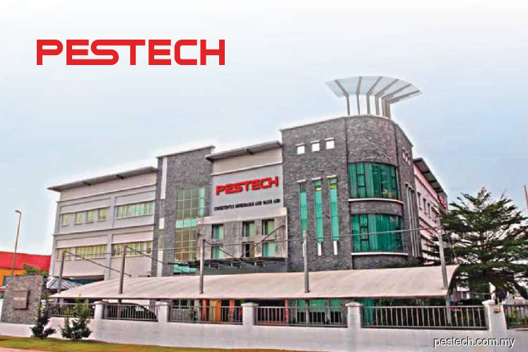 Earnings growth for two years seen from Pestech's RM1.7b order book