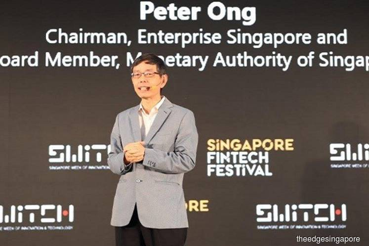 Mega innovation event in Nov with merger of FinTech Festival and SWITCH