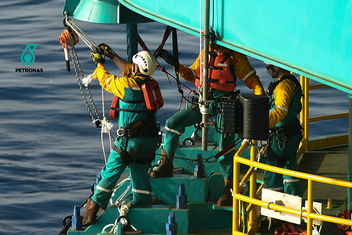 Petronas subsidiary says decommissioning gas fields offshore Ireland
