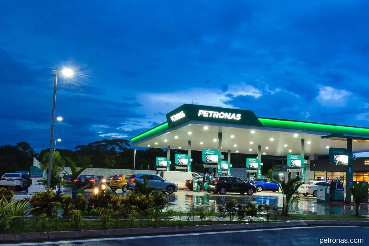 Petronas prices US$3b bond offering